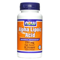 Альфа-липоевая кислота / Alpha Lipoic Acid